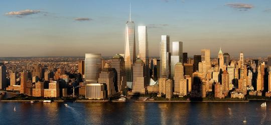 World Trade Center One, New York